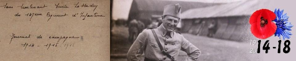 Journal de campagne 1914 – 1915