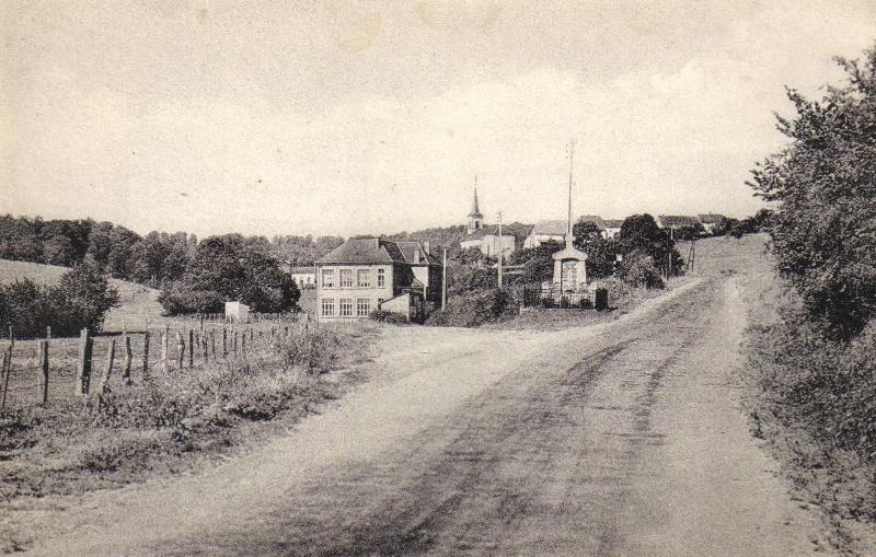 Carte postale Villers la Loue