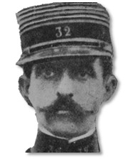 Le commandant Saget