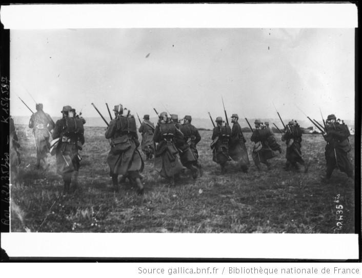 infanterie-baionnette